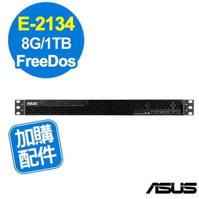ASUS RS100-E10 E-2134/8G/1TB/FD