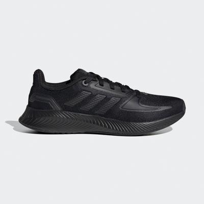ADIDAS 運動鞋 慢跑 童鞋 中大童 兒童 黑 FY9494 RUNFALCON 2.0 SHOES