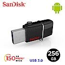 SanDisk Ultra Dual OTG 雙傳輸 USB 3.0 隨身碟 256G-公