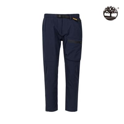 Timberland 男款深寶石藍Field Trip防水褲|A2D1C