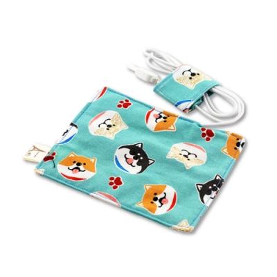 科技電熱暖暖帕 Smart USB Heated Handkerchief 多色可選