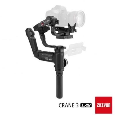 智雲ZHIYUN Crane3 雲鶴3 相機三軸穩定器(全能套裝)