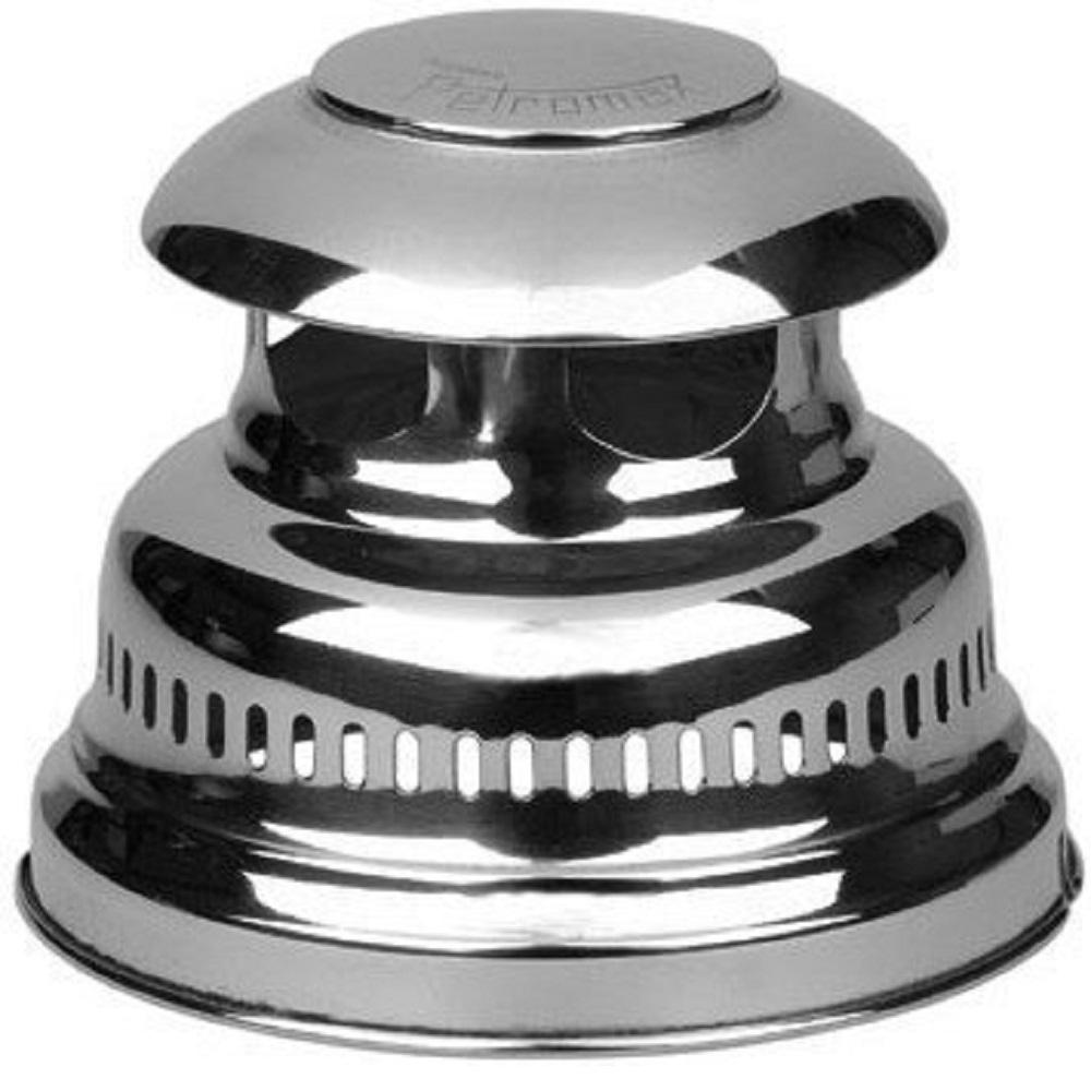 Petromax 零件 #123-500 Hood 燈帽 銀 (適用HK350/500)