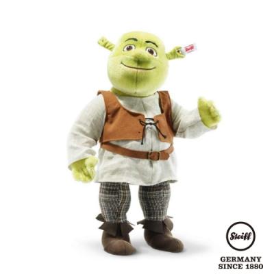 STEIFF德國金耳釦泰迪熊  Shrek 史瑞克 (海外限量版)