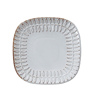 日本 MEISTER HAND FLOR 蛋糕盤葉-白