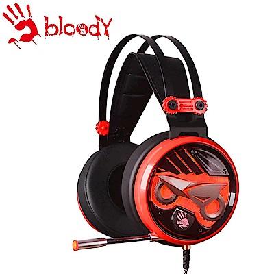 【A4 bloody】魔磁 電競音樂雙核耳麥 M630