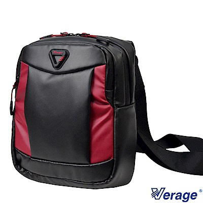 Verage ~維麗杰 RFID防盜時尚側背包(黑)