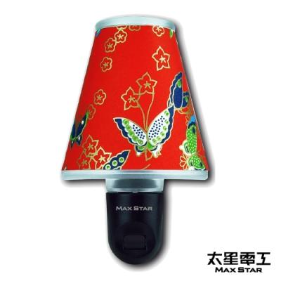 太星電工 御守LED招福夜燈 ZC721