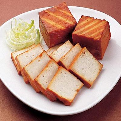 台南松稜 百頁豆腐(200g/包)