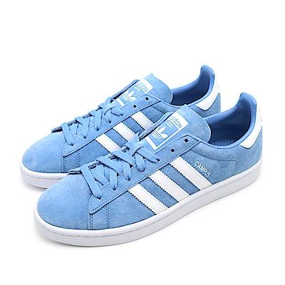 ADIDAS-CAMPUS男女休閒鞋DB0983-藍