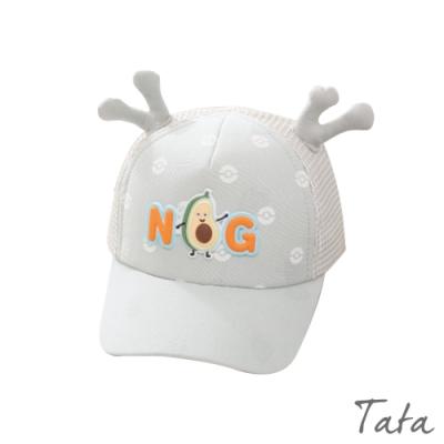 童裝 酪梨字母鴨舌帽 TATA KIDS