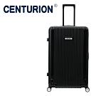 CENTURION百夫長20吋行李箱─拉瓜地亞黑LGA(拉鍊箱)