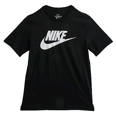Nike ICON FUTURA-短袖上衣-男