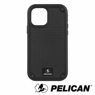 美國 Pelican 派力肯 iPhone 12 / 12 Pro 防摔抗菌手機保護殼 Shield G10背板防護盾 - 黑