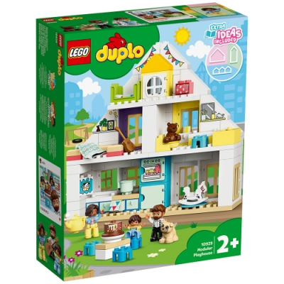 樂高LEGO Duplo幼兒系列 - LT10929 模組玩具屋