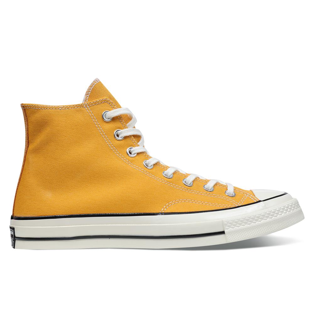 CONVERSE-男女休閒鞋162054C-黃