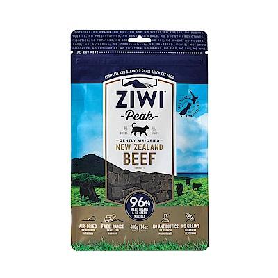 ZiwiPeak 巔峰 96%鮮肉貓糧 牛肉 400G