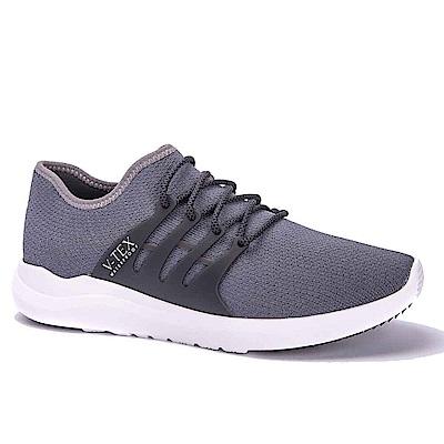 V-TEX 時尚針織耐水鞋/防水鞋 地表最強耐水透濕鞋-石岩灰(女)