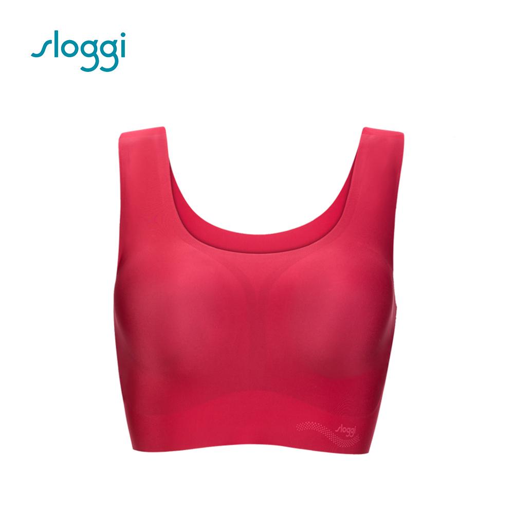 sloggi ZERO Feel Top 零感系列圓領背心式內衣 紅玫瑰 @ Y!購物