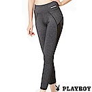PLAYBOY 曲線雕塑瑜珈提臀長褲(PL6618001)