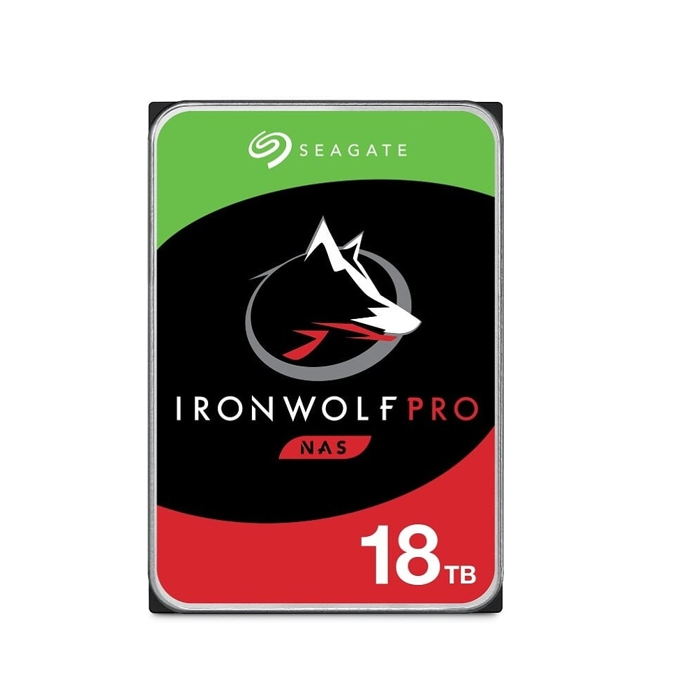 Seagate IronWolf Pro 18TB NAS專用碟ST18000NE000(三年資料救援)