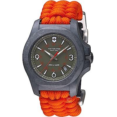 VICTORINOX維氏INOX Carbon碳纖限量腕錶(VISK-241800.1)