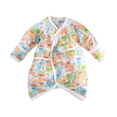台灣製嬰兒薄款護手蝴蝶衣 k51280 魔法Baby