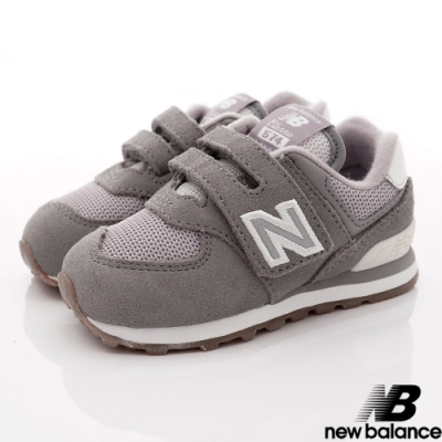 NewBalance 574經典學步鞋 SPU淺灰(寶寶段)