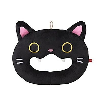 Bonbi 笑笑貓玩偶 貓抱枕