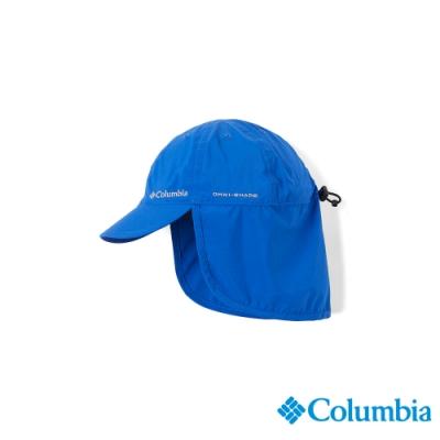 Columbia 哥倫比亞 童款 - UPF50 快排 遮陽帽-藍色 UCY95070BL