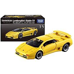 任選TOMICA PREMIUM 15藍寶基尼 DIABLO SVTM12373多美小汽車