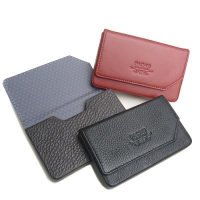 leaper PACAS真皮硬殼式名片盒 共3色