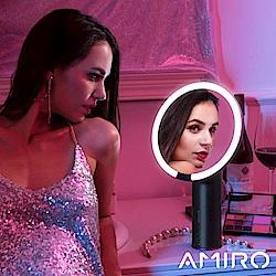 AMIRO O 系列高清日光化妝鏡(小黑鏡/無線版) - 深空灰