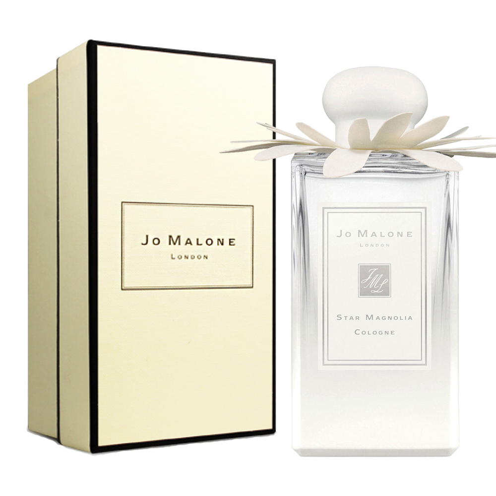 限量經典版 Jo Malone 星玉蘭古龍水 100ml (紙盒+緞帶+專屬花瓣)