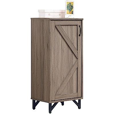 綠活居 馬布斯時尚1.6尺單門鞋櫃/收納櫃-48.5x40x109cm免組