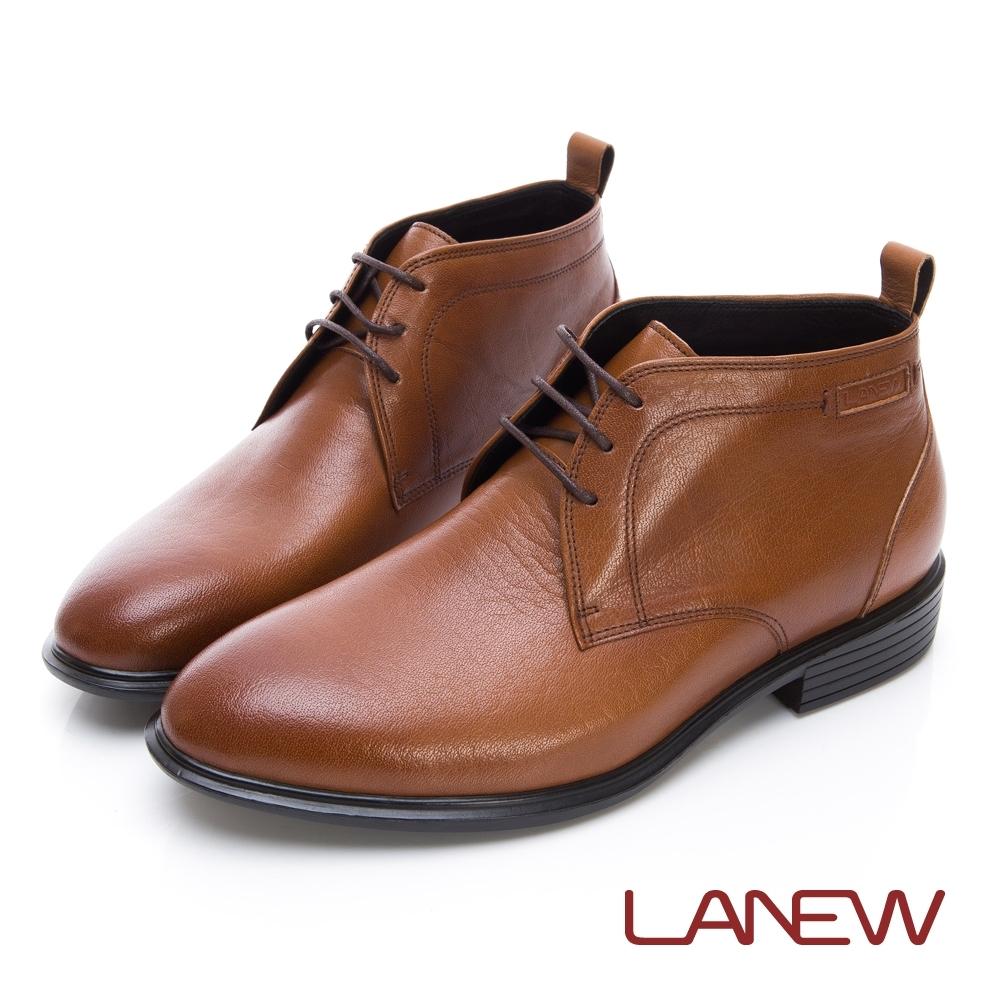LA NEW NEW MAN 內增高紳士短靴(男224033118)