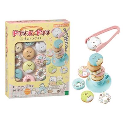 任選日本 角落小夥伴 甜甜圈 疊疊樂EP07338 EPOCH公司貨