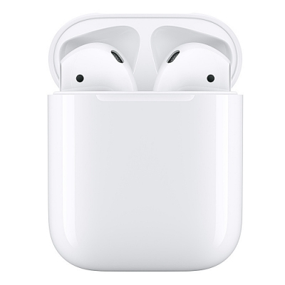 Apple AirPods  2代搭配有線充電盒 藍芽耳機