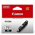 CANON CLI-751BK 原廠淡黑色墨水匣