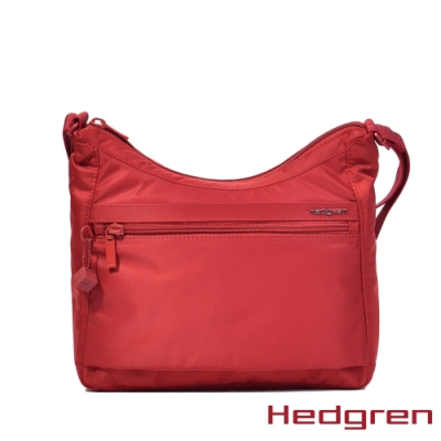 【Hedgren】藍彎月斜背包 - HIC01S HARPER S S