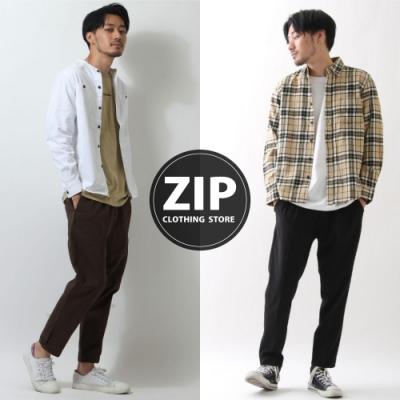 潮流男裝指定品1010元-ZIP日本男裝