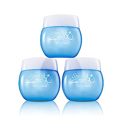 Dr.Douxi朵璽 海星QQ魔術俏顏保濕霜 50ml 3瓶入(團購組)