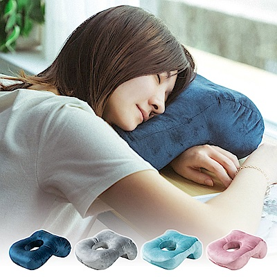 樂嫚妮 午睡枕/趴睡枕/頸枕/靠枕墊 (4色)