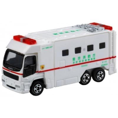 TOMICA NO.116 大型救護車 TM116A多美小汽車