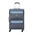 【DELSEY】CARNOT-24吋旅行箱-灰色 00303881111