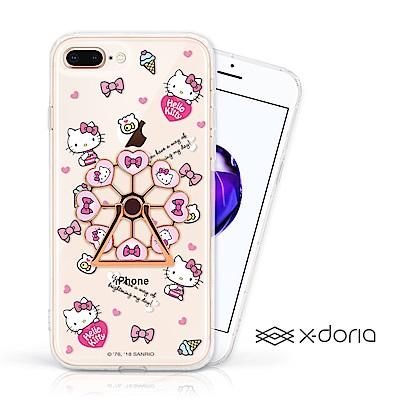 iPhone 6/7/8 plus HelloKitty 摩天輪旋轉指環背蓋 -...