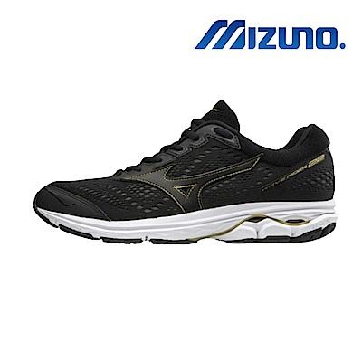 MIZUNO WAVE RIDER 22 寬楦 男慢跑鞋 J1GC183209
