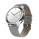 TicWatch C2 SmartWatch 都會經典智慧手錶-銀色