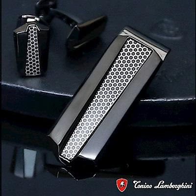 藍寶堅尼Tonino Lamborghini ARIA Black 錢夾 鈔票夾