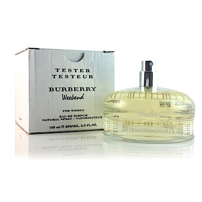 Burberry WEEKEND週末女性淡香精100ml Tester